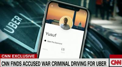 uber kierowca