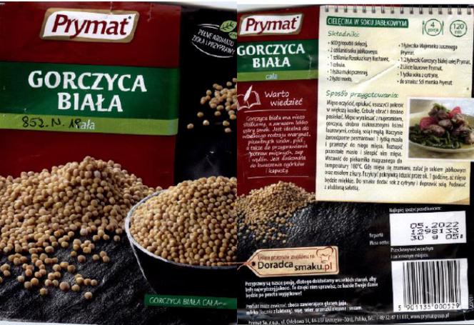 salmonella w popularnej przyprawie