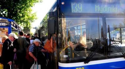 incydent w autobusie w krakowie