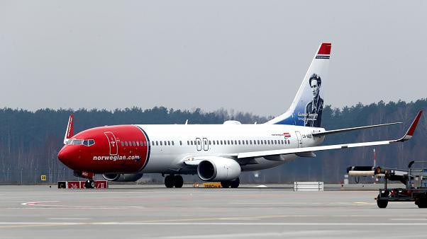 samolot rozpadał się w czasie lotu