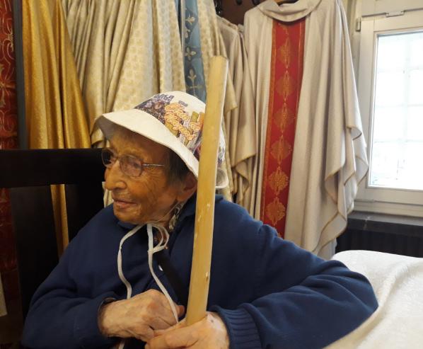 95-letnia włoszka