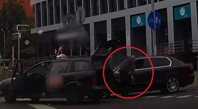 Taksówkarz w Szczecinie