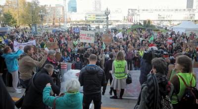 marsz klimatyczny