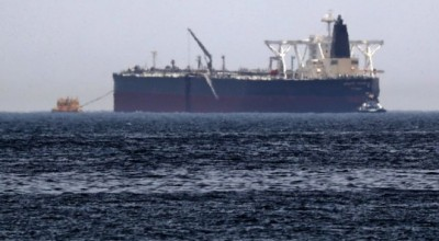 irański tankowiec