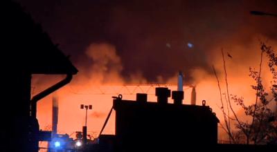 13-latkowie zatrzymani w sprawie pożaru w Bytomiu