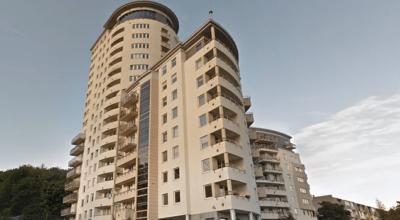 16-piętrowy budynek bez windy