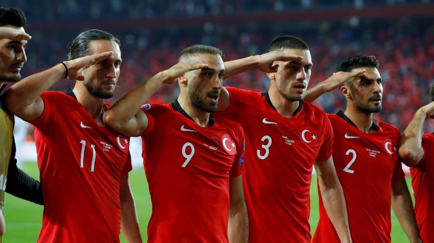 tureccy piłkarze
