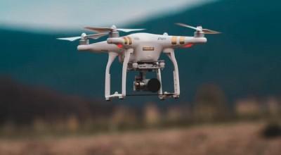 Nietypowe wykorzystanie dronów