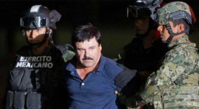 Syn El Chapo zatrzymany