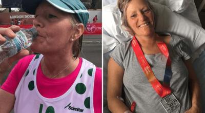 Uczestniczka maratonu wypiła za dużo wody