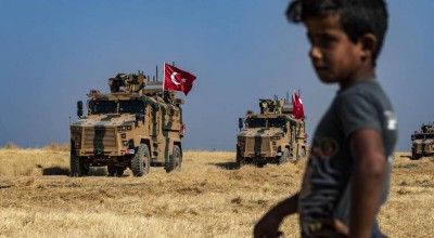 turcja nadal atakuje