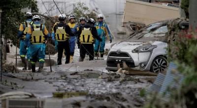 58 ofiar tajfunu Hagibis w Japonii