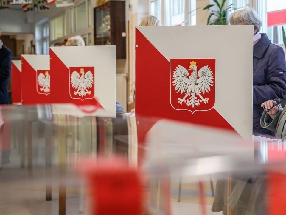 Wstępne wyniki wyborów