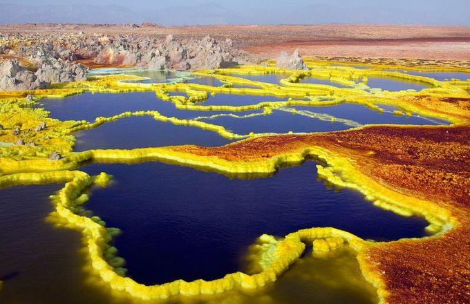Naukowcy odkryli najbardziej ekstremalne środowisko