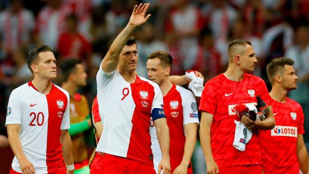 a jednak mecz polska