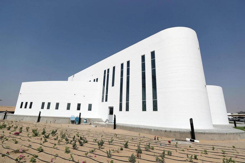 W Dubaju powstał największy budynek z drukarki 3D