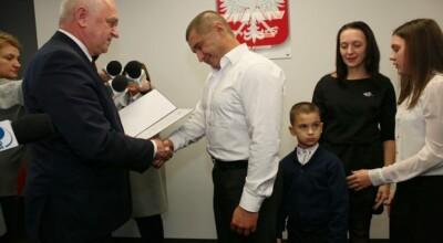 ukrainiec uratował ludzi