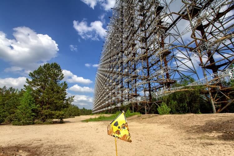 Coraz więcej turystów w Czarnobylu