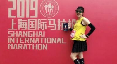 40-latka w 8. miesiącu ciąży przebiegła maraton