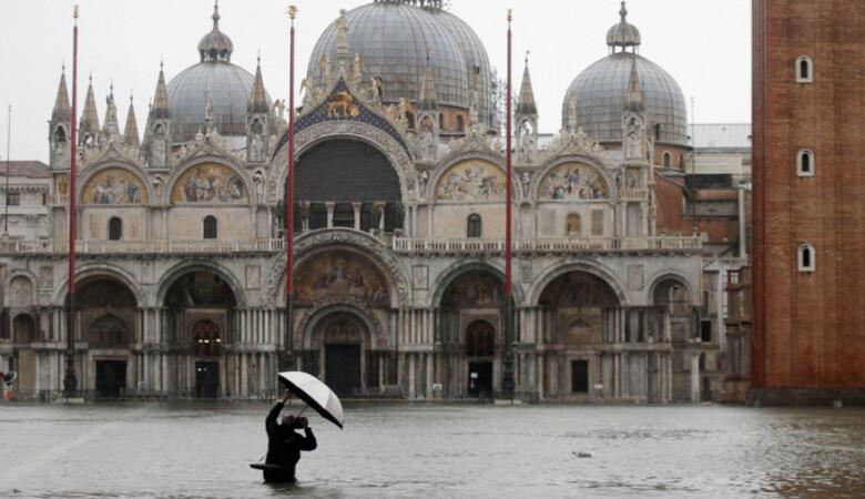W Wenecji czerwony alarm