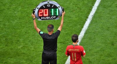 nowy przepis w piłce nożnej