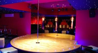 tancerka z klubu
