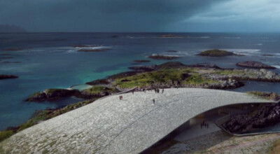 obserwatorium w Norwegii