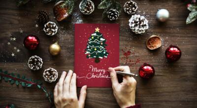 Czy kartki świąteczne