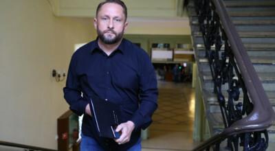 Dziennikarz Kamil Durczok