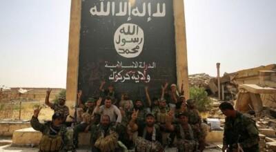 Islamscy terroryści