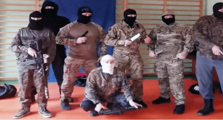Symulacja ataku terrorystycznego