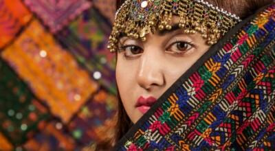 Kilkaset kobiet z Pakistanu