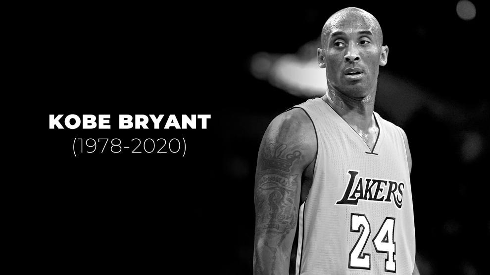 Kobe Bryant nie żyje