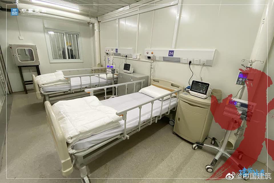 szpital w wuhan