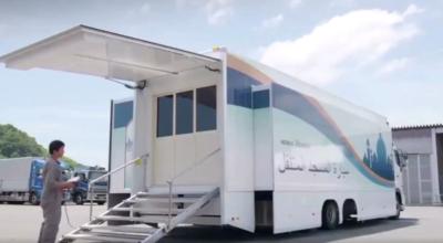 mobilne meczety