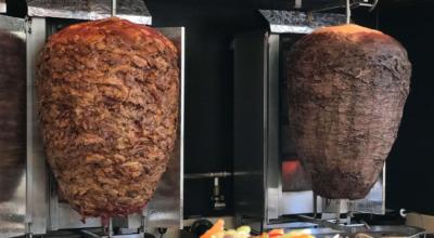 stare mięso na ruszcie