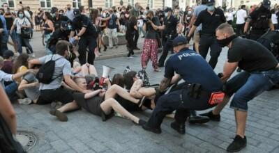 48 aktywistów LGBT zatrzymanych