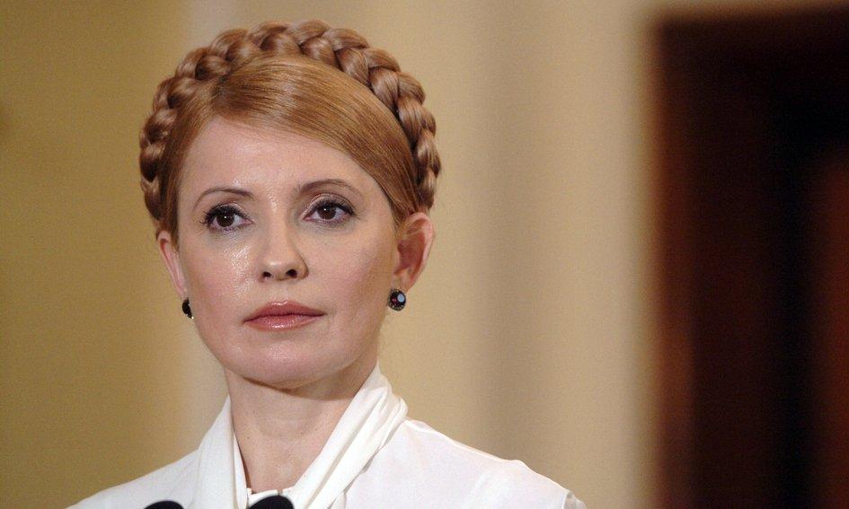 Julia Tymoszenko zarażona koronawirusem