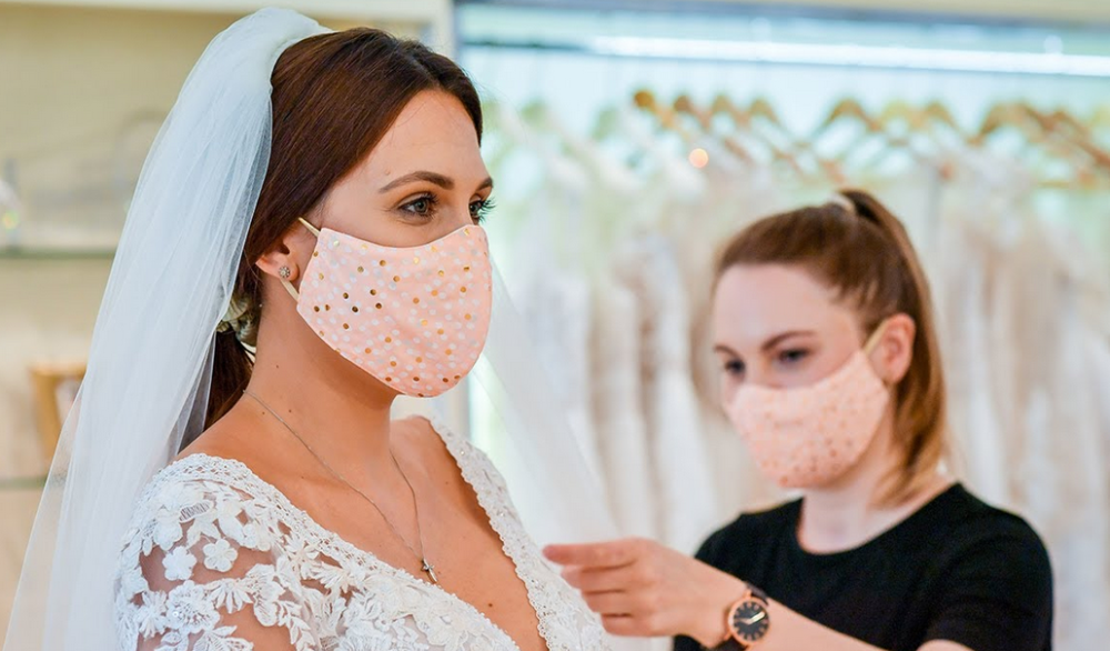 na wesele w masce