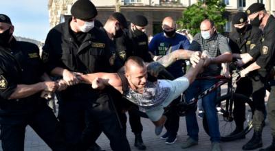młodzi polacy zatrzymani na białorusi
