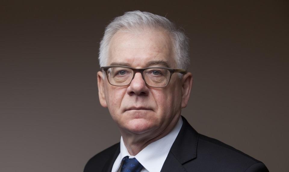 Jacek Czaputowicz podał się