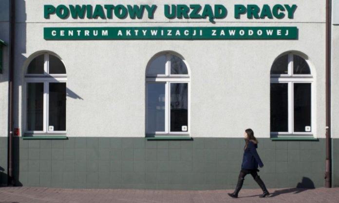 Rekordowe bezrobocie w Polsce