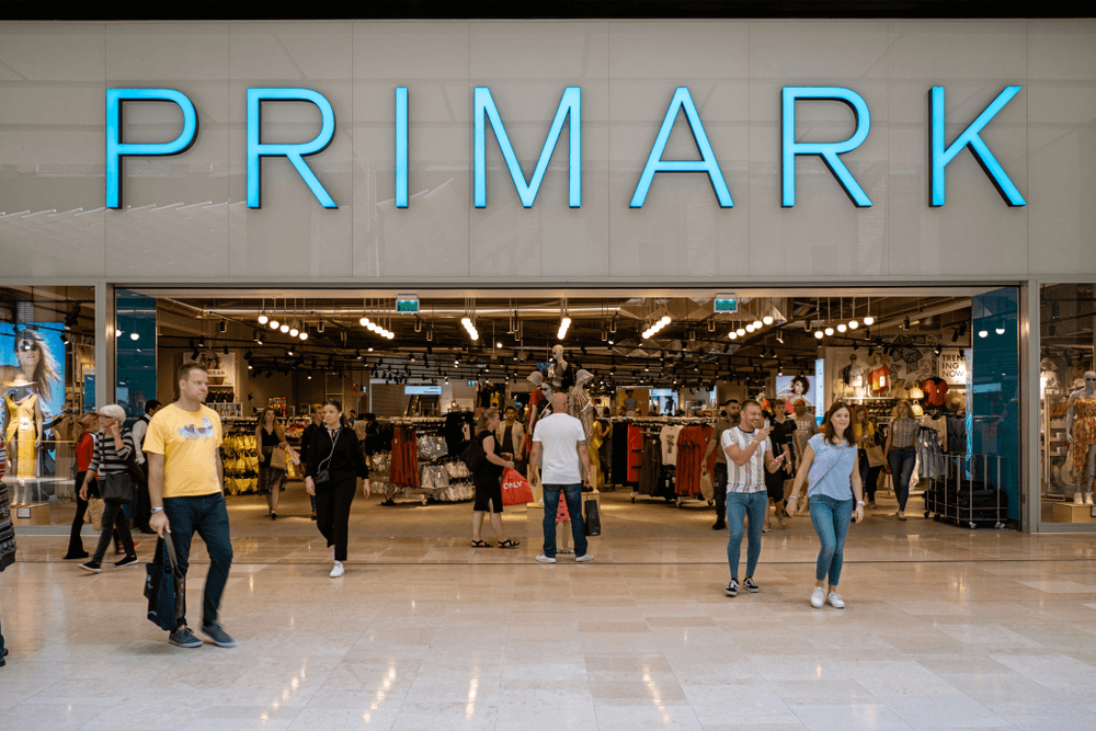 Pierwszy Primark w Polsce