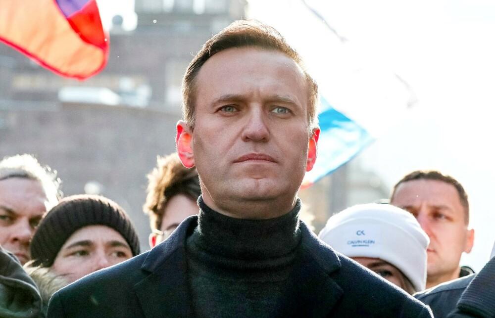 Aleksiej Nawalny otruty