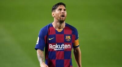messi rozstaje się z barceloną