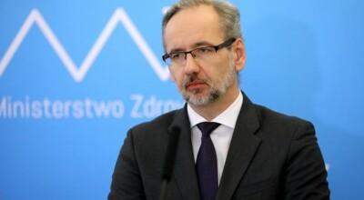 Minister zdrowia zmienia zasady