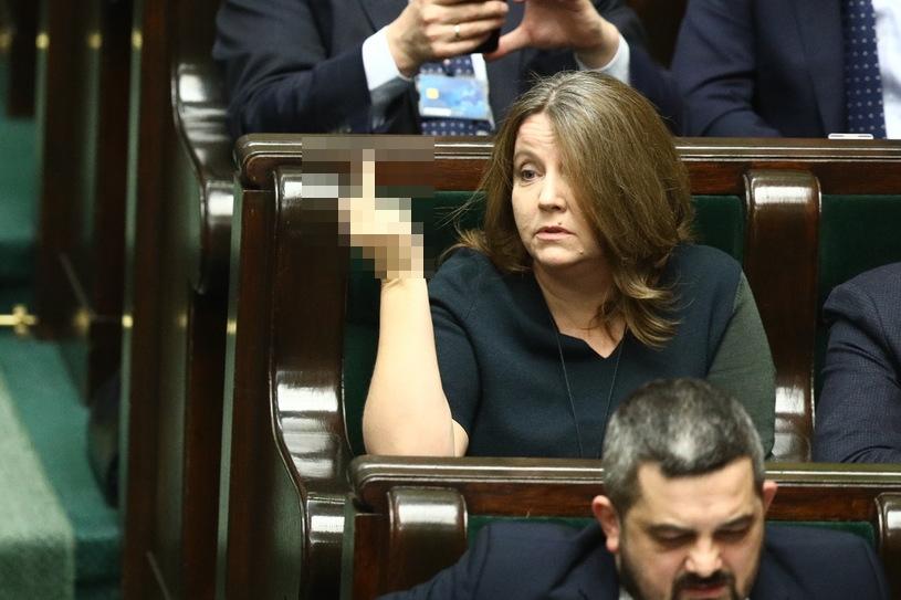Joanna Lichocka oczekuje przeprosin