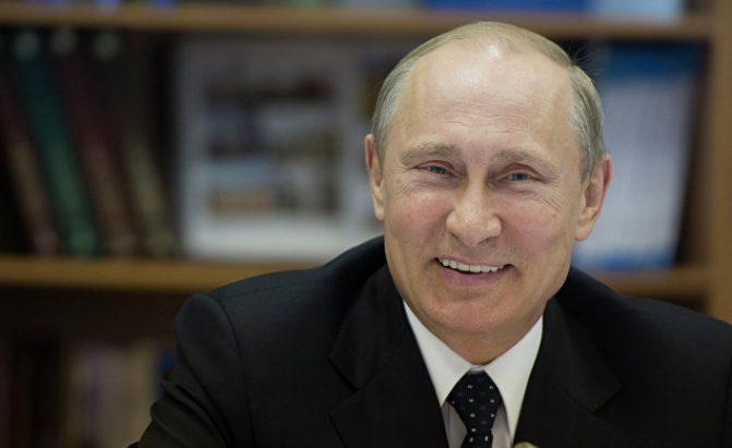 Władimir Putin nominowany