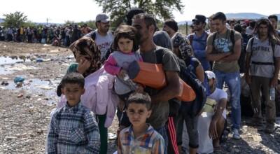 Najazd nielegalnych imigrantów