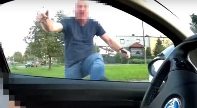 agresorzy drogowi